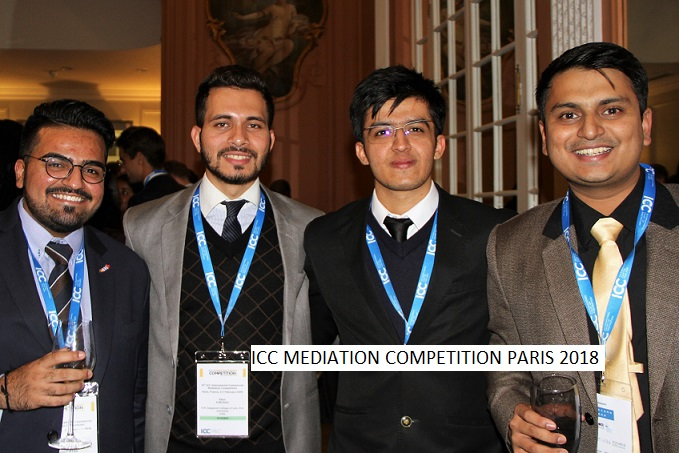 Register now for ICC Commercial Mediation competition HK!